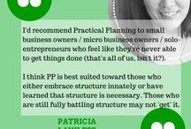 Practical Planning / http://shannamann.com/practical-planning