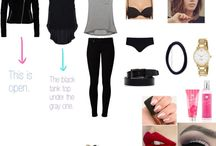 My Polyvore Outfits :) /   / by Kimberly Torres