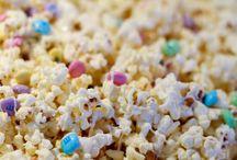 Popcorn recipes / by Sheilla Salinger