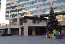 #estasnavidadesquenomebusquen / Campaña de Navidad sorteo viaje a Nueva York y concurso de fotos con más likes en la publicación del muro de Facebook de WTCB