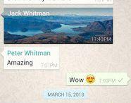 WhatsApp Messenger indir / WhatsApp Messenger indir mesajlaşmak herkesin hakkı WhatsApp Messenger indir sende arkadaşınla WhatsApp Messenger indir sabaha kadar ücretsiz sohbet et.