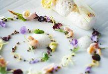 Creative plated food