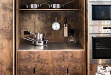 W- wood kitchen |מטבחי עץ
