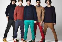 One Direction Obsession  / by Natalie Siburt