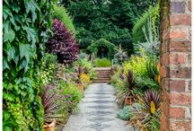 Gardens / Gardens I visit.
