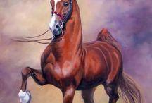 caballo imprimir
