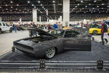 Muscle Cars Shot By Royboy Productions