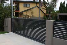 brány,ploty, chodníky