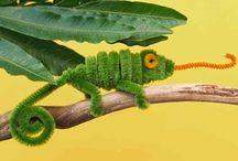 Reptile Crafts
