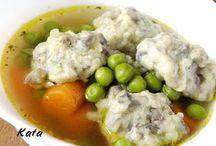 Gastronomia - Sopas / soups