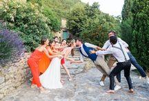 pose photo pour mariage