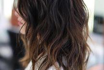 Long shag haircuts