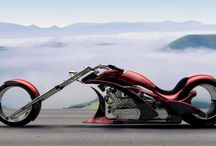 Concept Motorcycles / Well cool