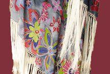 pinturas en seda