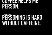 caffeine isn't optional