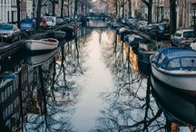 TRAVEL - amsterdam love