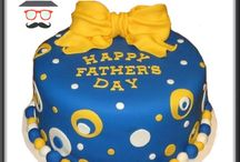 Buy Delicious and Testy Father's Day Cake Online and Give Surprise to Your Dad / An occasion is incomplete without nice and delicious cake. If you cannot be there with your loved ones in their celebrations, you can send cakes to India and be a part of it. Order cakes online and choose the cake you want to send. There are different varieties of cakes are available likes  egg-less cake, regular birthday cake, heart shaped cake, 2/3 tier cake, photo cake, designer cake,  5 star cakes.