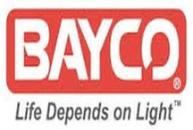 BAYCO LIGHTING / Bayco is a global brand of professional lighting products and cord solutions including fluorescent, halogen and incandescent lights as well as extension cords and reels that exceed the industry standards in performance, quality, user-safety and value.