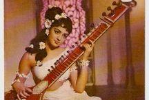 vintage bollywood actress