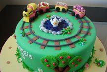 Cake, cake, beautiful CAKES!