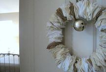 wreaths / by Jenn B