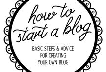Blogging for Beginners (Project 1) / by Talya Blackshear