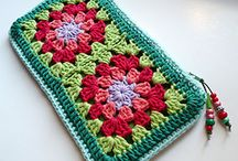 Crochet Purses/Bags/Coins etc... / by Becky Gilleland-Gibson