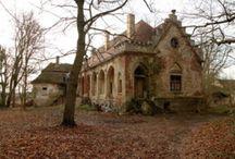 Opuštěná sídla / Abandoned