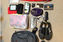 Travel Light / How to travel light