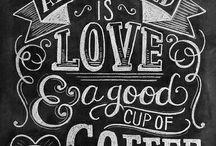 Uhmm...káva...