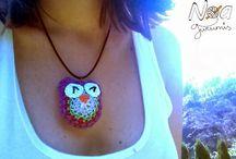 Crochet: necklace