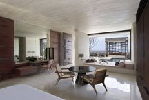 Interiors_hotel / by Deanie Madrusan
