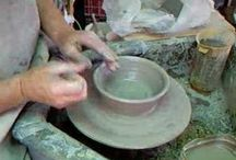 Pottery - Wheel - Bowl Forms / by Eileen Conner