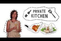 Private Kitchen | 2013 / ...La prima web series dedicata ai grandi cuochi italiani !