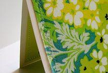 Craft Ideas / by Tiffany Williams