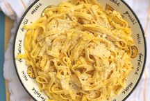 Pasta is versatile! / by Cape Fear Nutrition