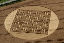 Crop Circles, Aliens and Petroglyphs / by John Tottingham