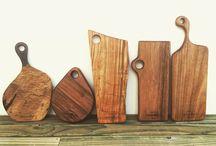 objet bois