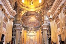Art-Baroque(17세기초반~18세기) / 17세기 초부터 18세기 전반에 걸쳐 이탈리아를 비롯한 유럽의 여러 가톨릭 국가에서 발전한 미술양식 복잡하고 화려한 것이 특징