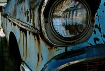 Old Cars / by Jennifer Schreiber
