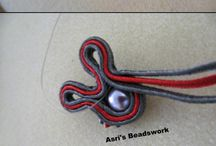 Soutache beaded embroidery tutorial / by Nora