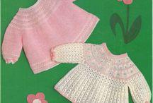 Prem baby knits
