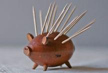 Swine Kitchen / by Oink, Oink, Mini Pigs!