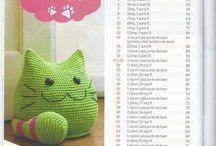 Animales amigurumi crochet