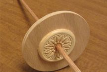 spindles and spinning