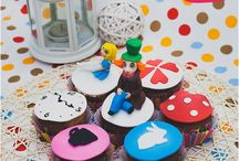 Cupcakes by Odry Cakes / Cupcakes made ​​in my studio.