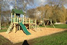 Children's Play area- new for 2016 / whilst you relax, why not let your children play on our exciting new play area.