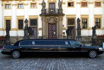 Stretch Limousine Lincoln Prague / Enjoy wedding in Prague in one of our luxury limosuine. Hire Lincoln limo in Prague and Czech Republic for your wedding.