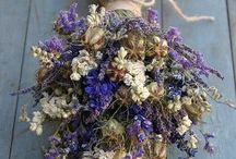Dried Flowers For Projects