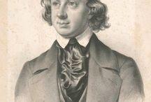 Niels W. Gade / Photos of the composer Niels W. Gade